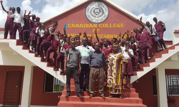Rainbow Junior Secondary School in Masorie Made Field Trip to CCMT