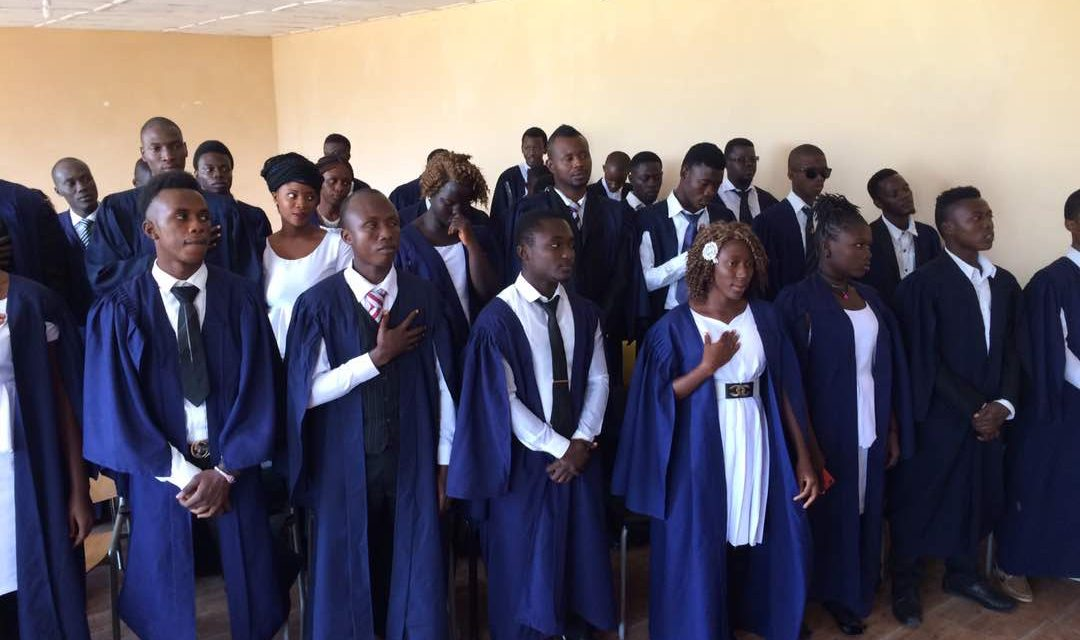 Matriculation ceremony for 2017
